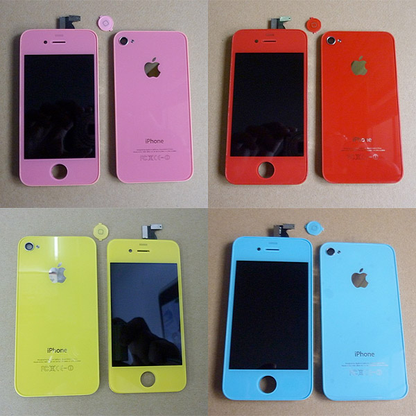 Iphone 4s Color Conversion Change Iphone 4s To Light Blue Change Iphone 4s To Pink Change Iphone 4s To Red New York Computer Help