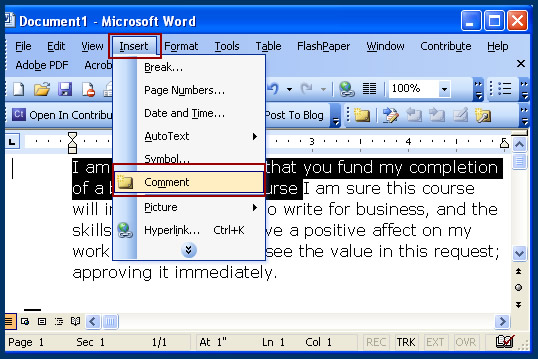 Add-comment-in-Microsoft-Word